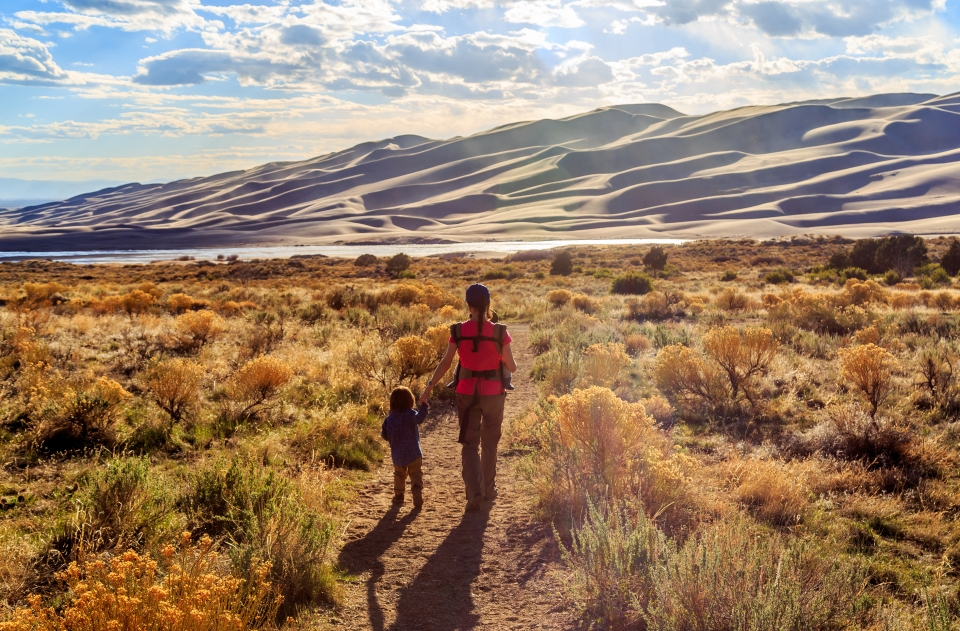 Great Sand Dunes National Park contest image by Eric Ritchie