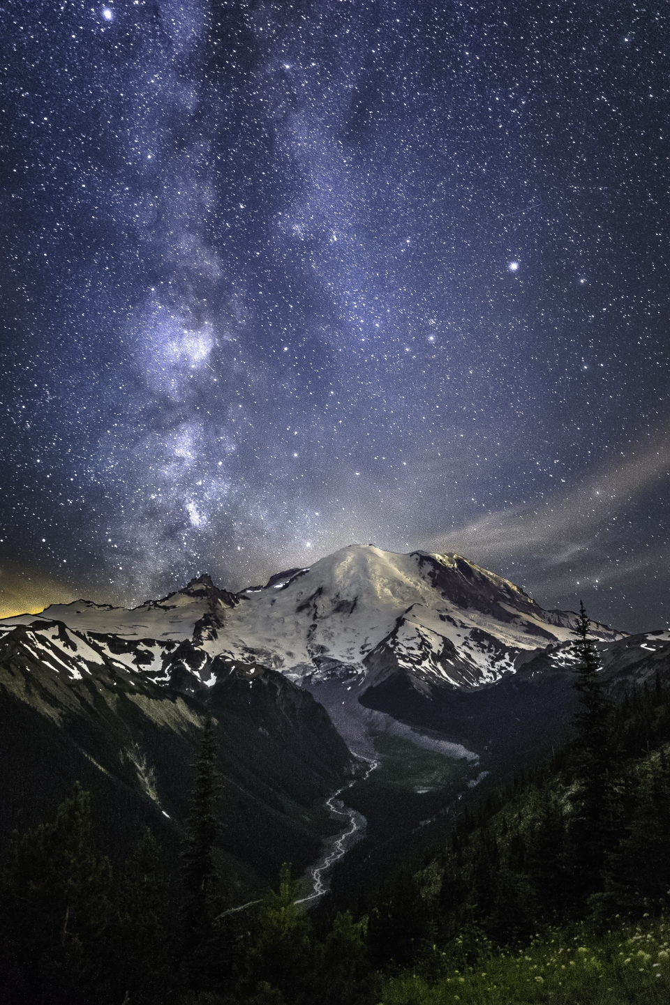 Mount Rainier National Park contest image by Scott Eliot