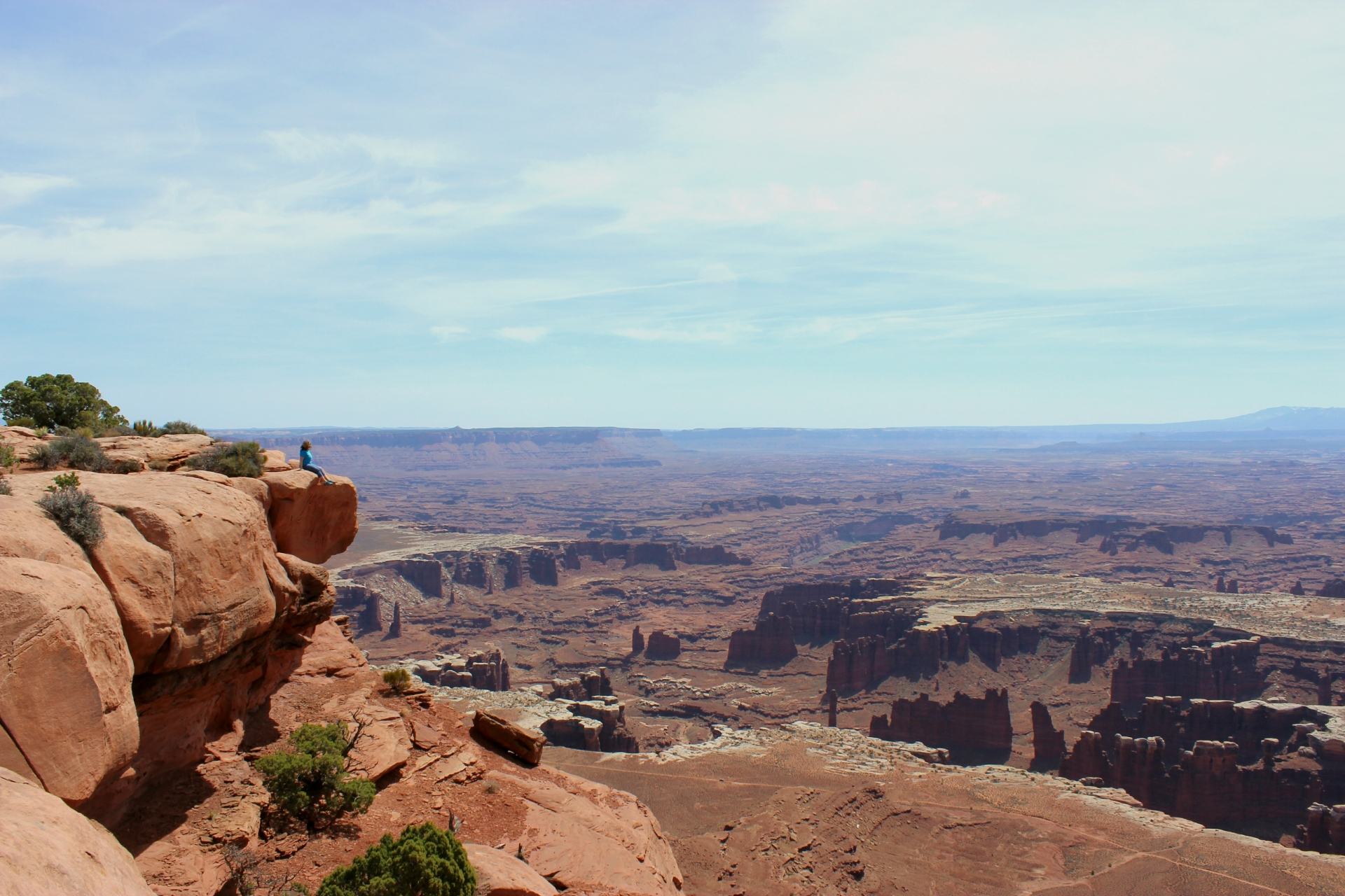 Canyonlands Grand View Point
