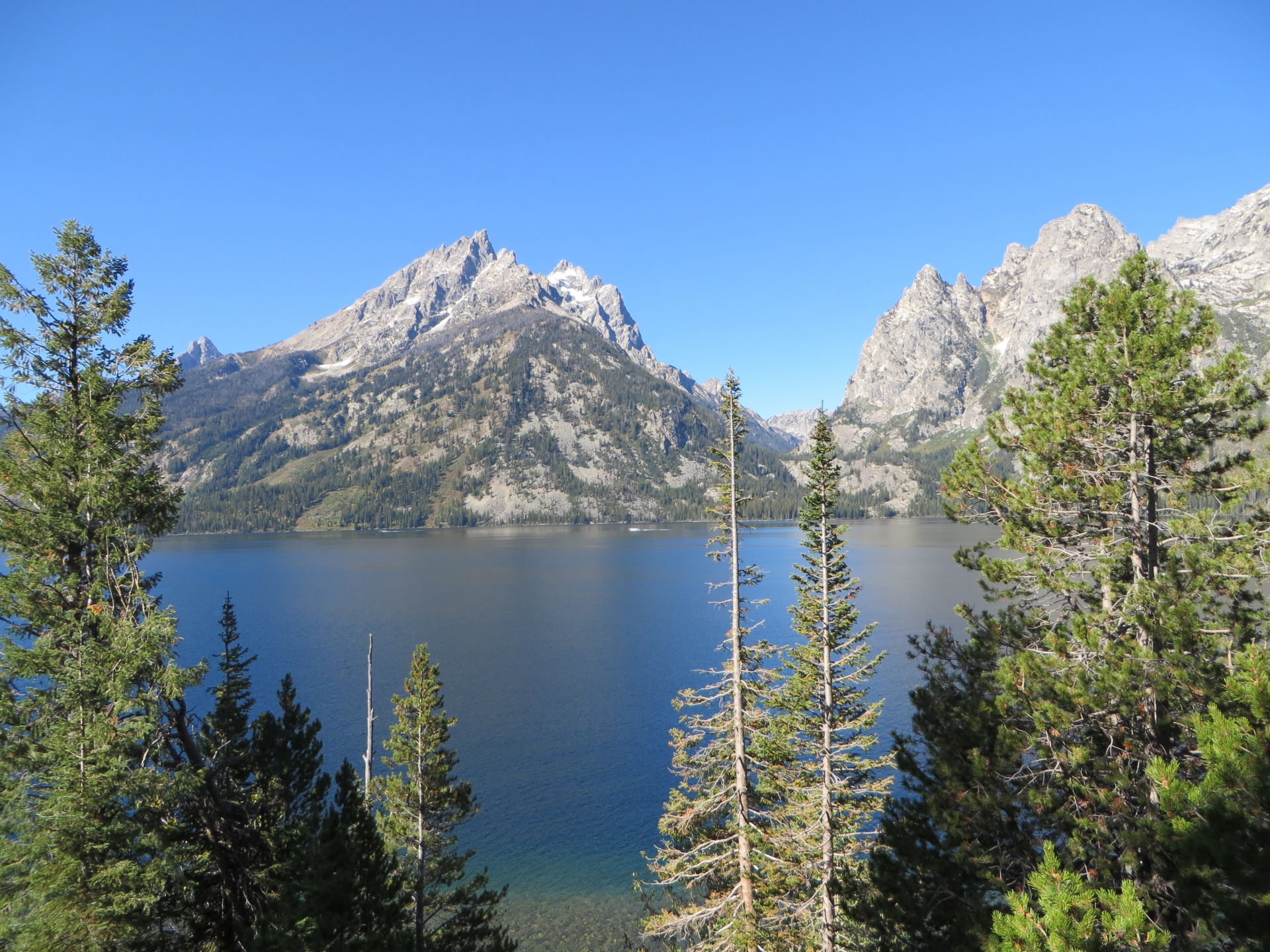 Jenny Lake - Grand Teton National Park