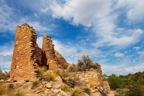 Ancient Puebloans ruins