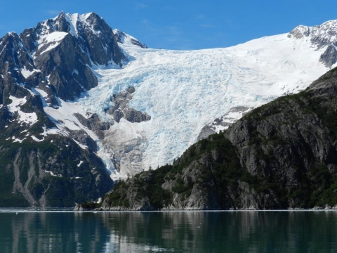 Northwest Glacier at Kenai Fjords National Park