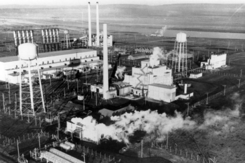 Nuclear production complex