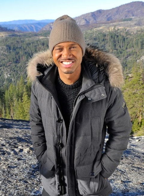 American actor Terrence J.