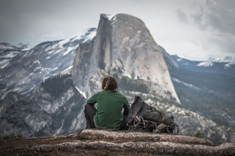 Michael Quine at Yosemite