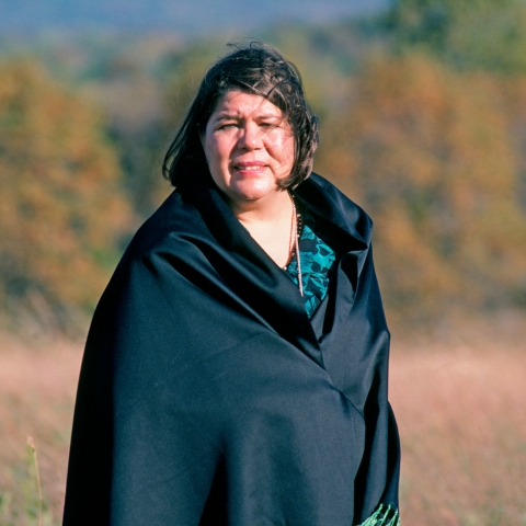 Photo of Wilma Mankiller