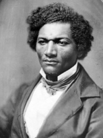Frederick Douglass during the 1800s