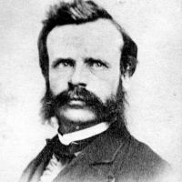 Vintage photograph of John Wesley Powell