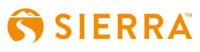 Sierra logo in orange
