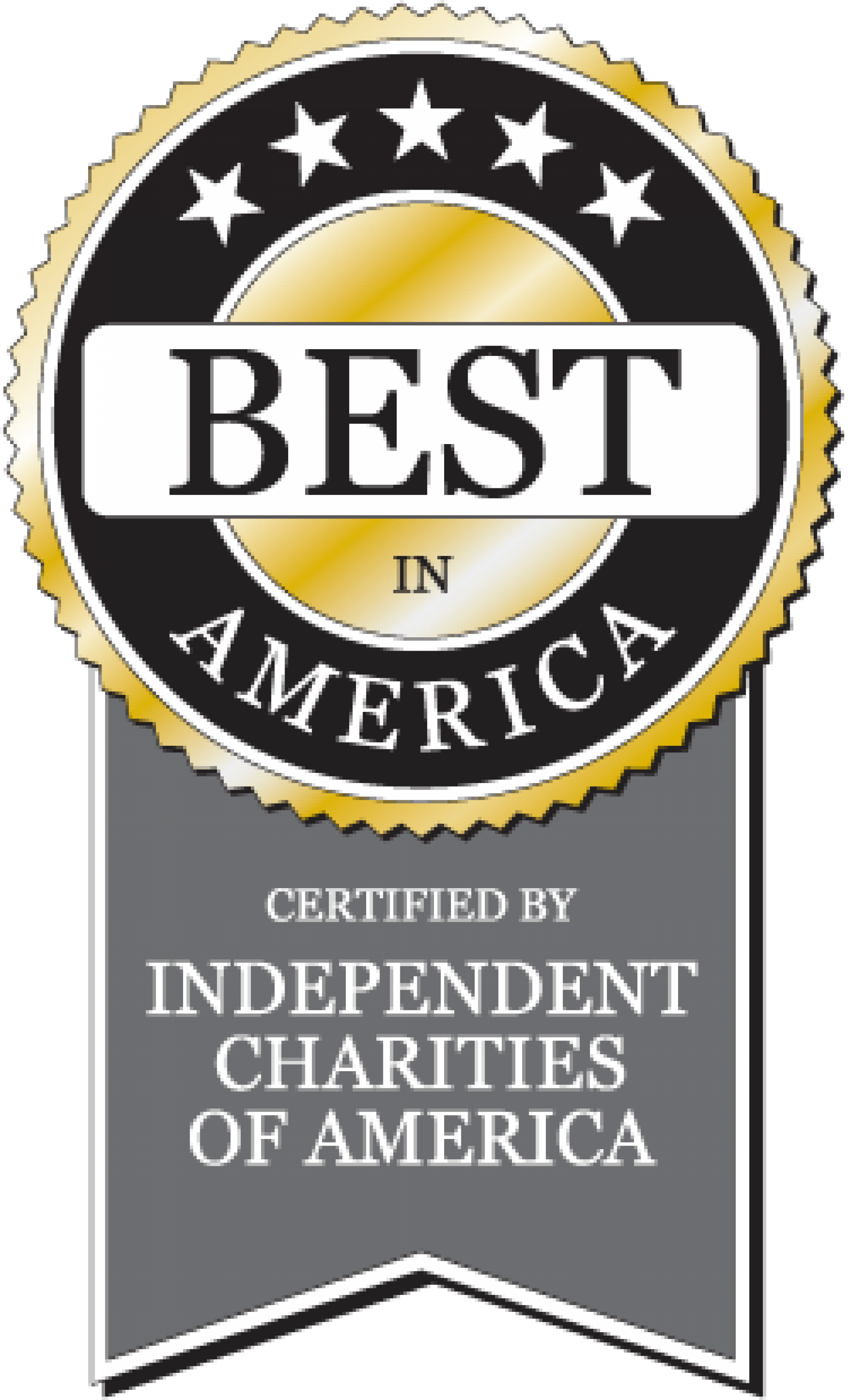 Certified by Independent Charities of America
