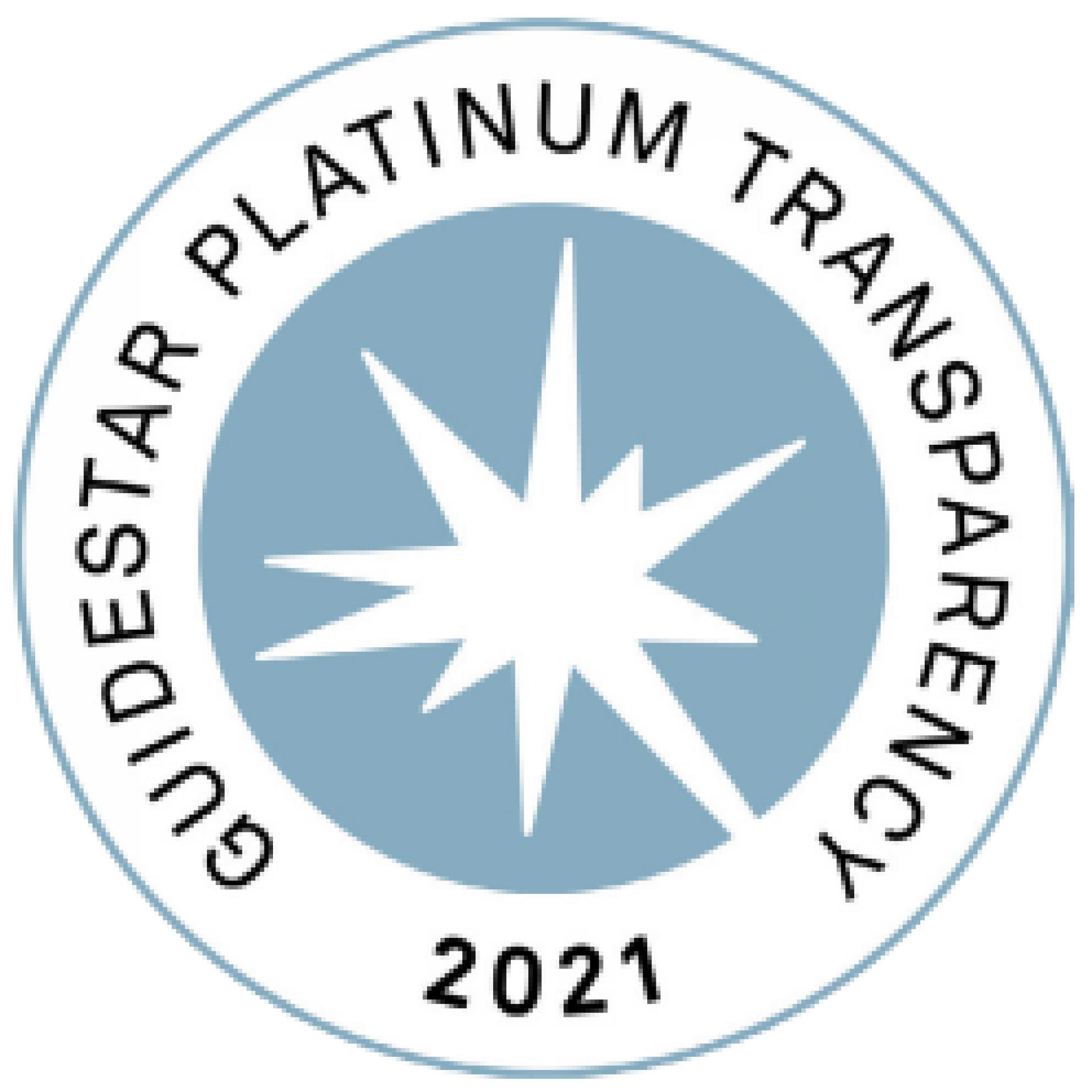 Guidestar Platinum Transparency 2021